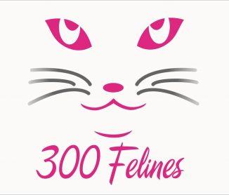 300 Felines