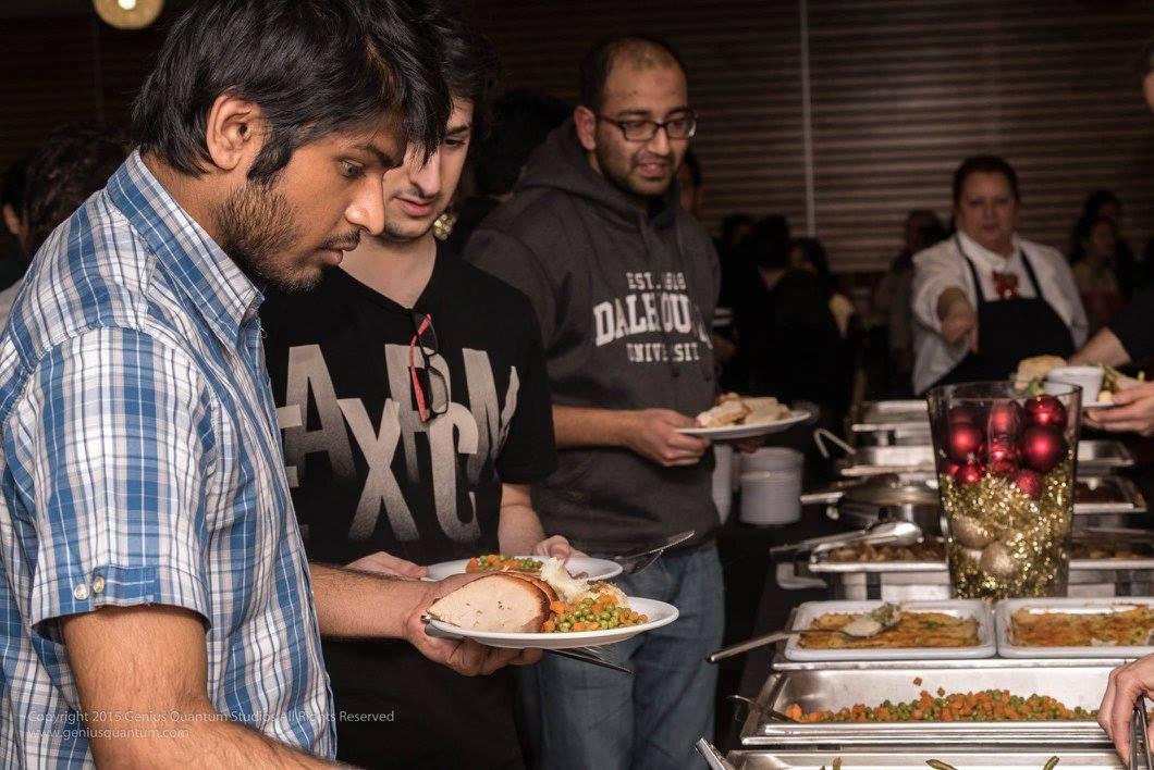 Annual International Student Holiday Dinner