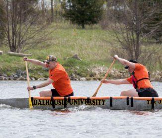 Dalhousie Concrete Canoe
